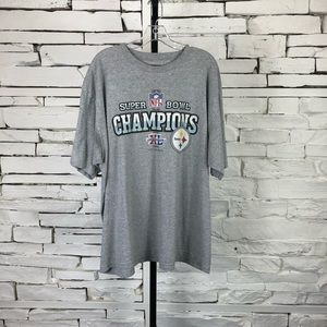 Reebok Pittsburgh Steelers T-Shirt Champions 1963